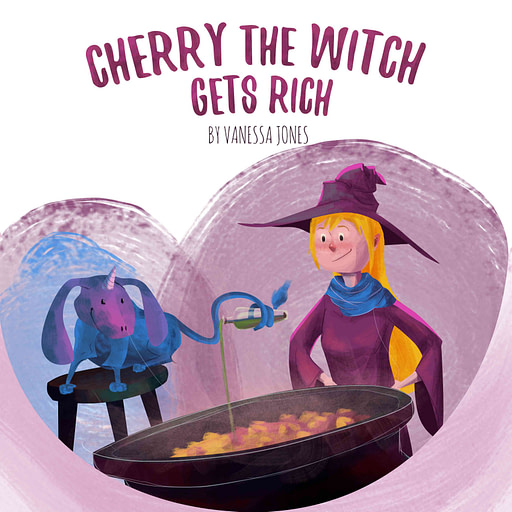 kids book about witches