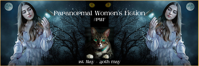 paranormal womens fiction