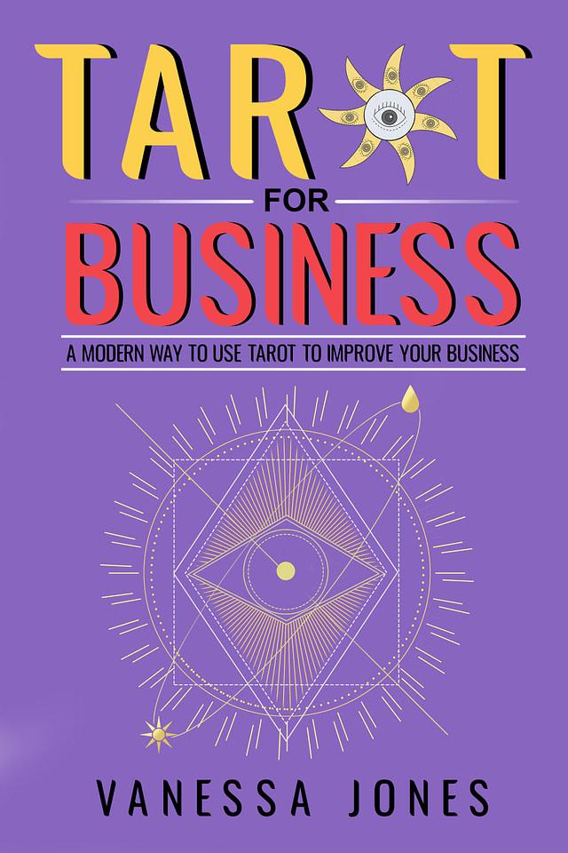 tarot for business book