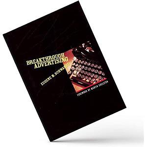 best copywriting books breakthrough advertising