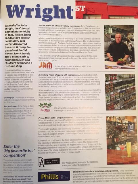 copywriting services magazine