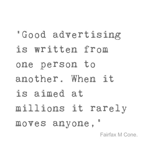 copywriting and marketing quotes